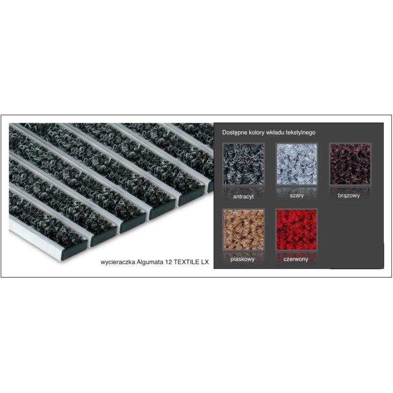 Wycieraczka osuszająca - tekstylna 1000x700