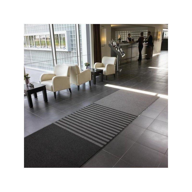 Opera doormat three-zone entrance mat