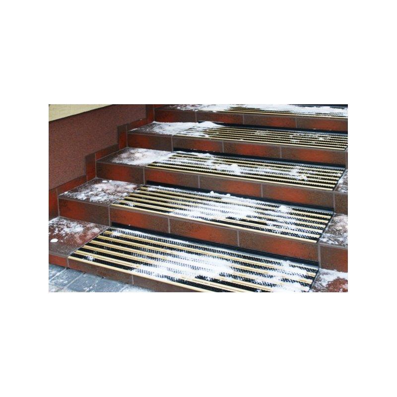 Antirutschmatte Alustep für Treppen