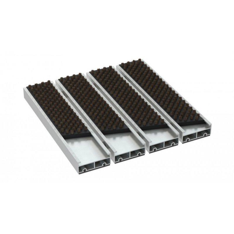 Wycieraczka aluminiowa alumata GAMMA XL
