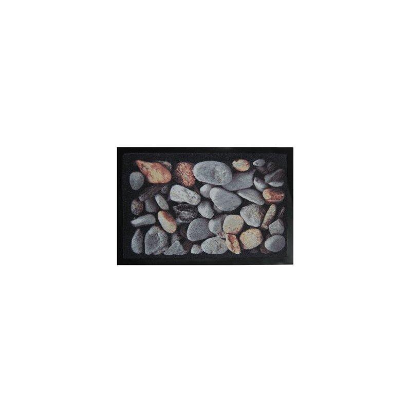 Wycieraczka podgumowana Patio Kamienie