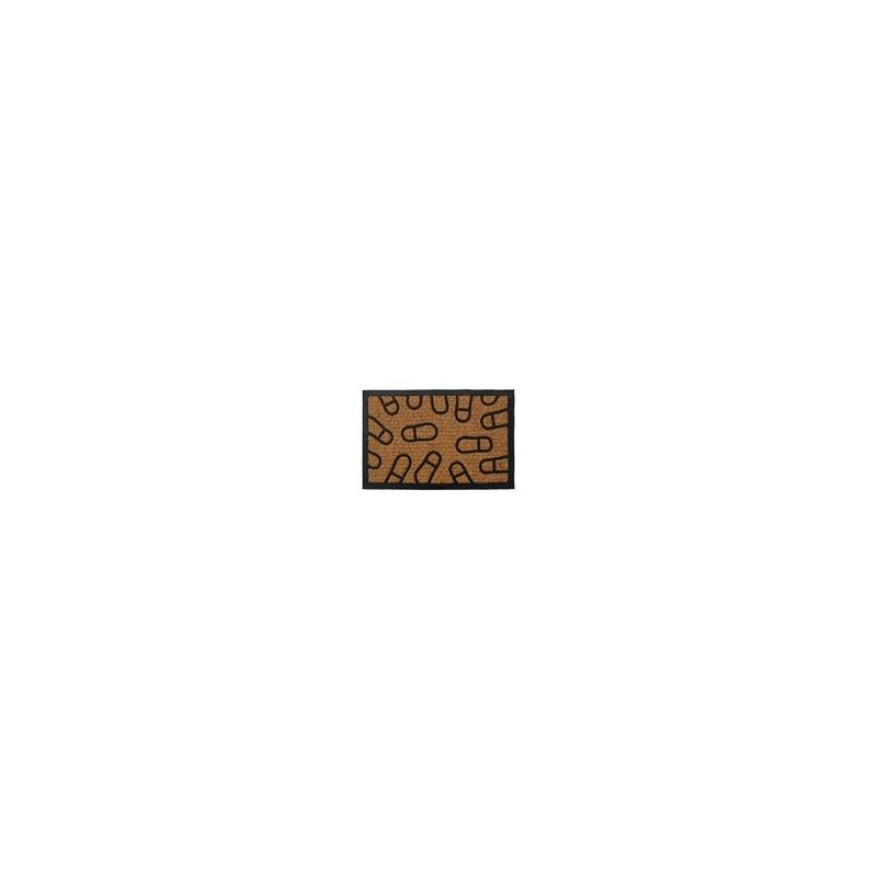 Wycieraczka Panama 45x75 cm kokos brąz