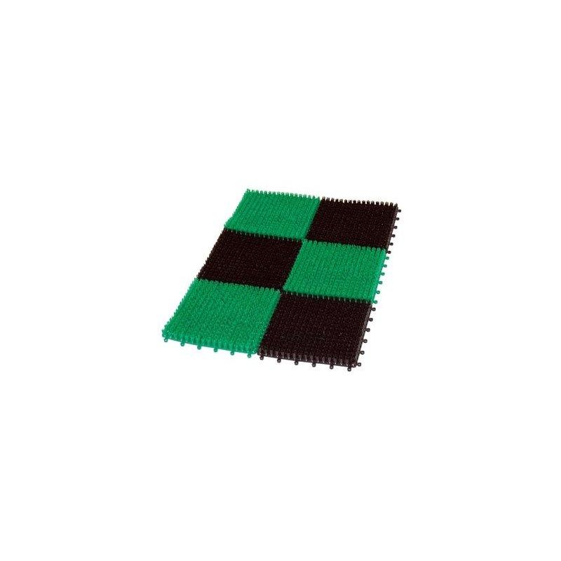 Doormat Folding grass 6 elements