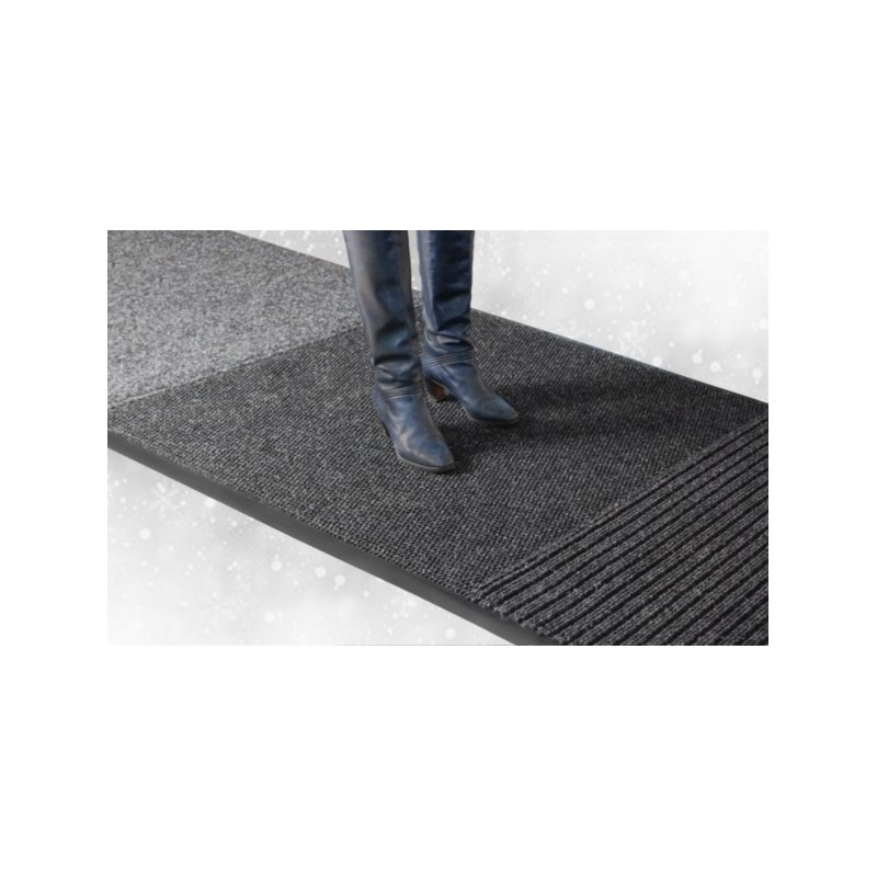 Entrance mat doormat Trio 3 zones