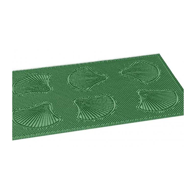 Wycieraczka gumowa Igiełki Shell Green