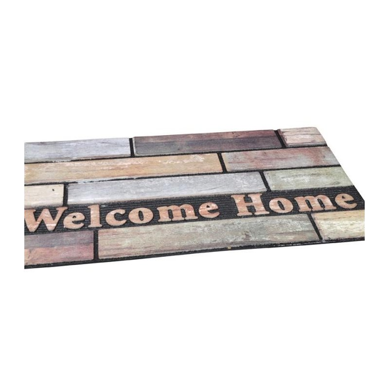 Wycieraczka domowa Welcome Home Wood Slats