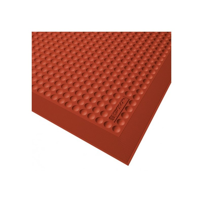 Anti-fatigue mat Skystep red red
