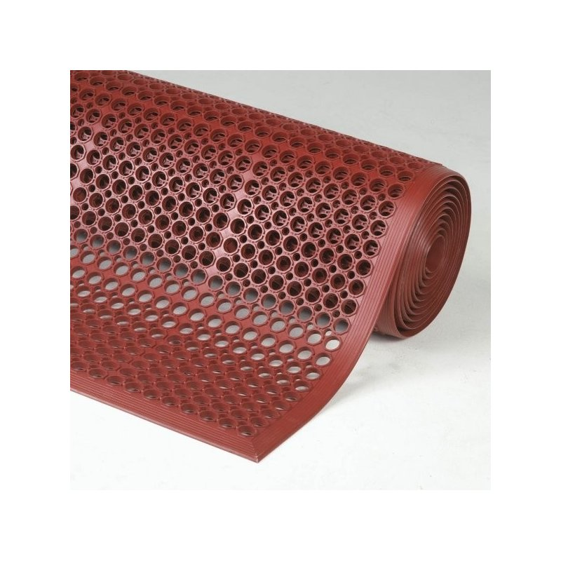 Mata dla przemysłu Sanitop Red