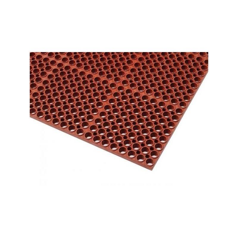 Mat voor de industrie San Eze II rood