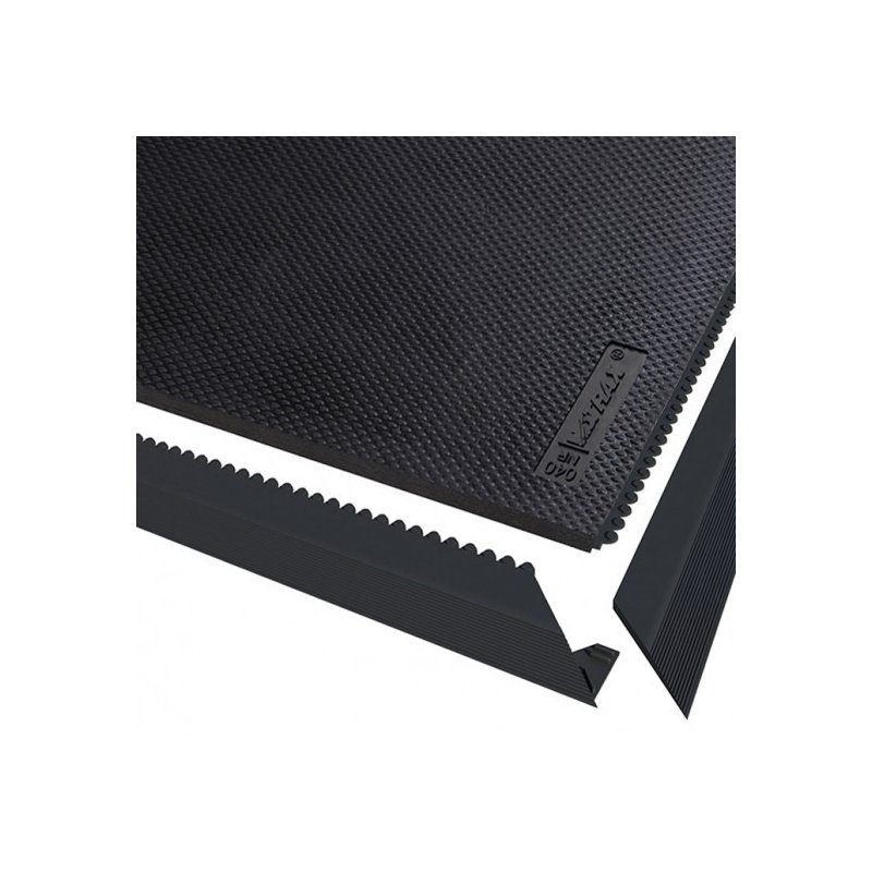 Shock absorbing mat Slabmat Carre