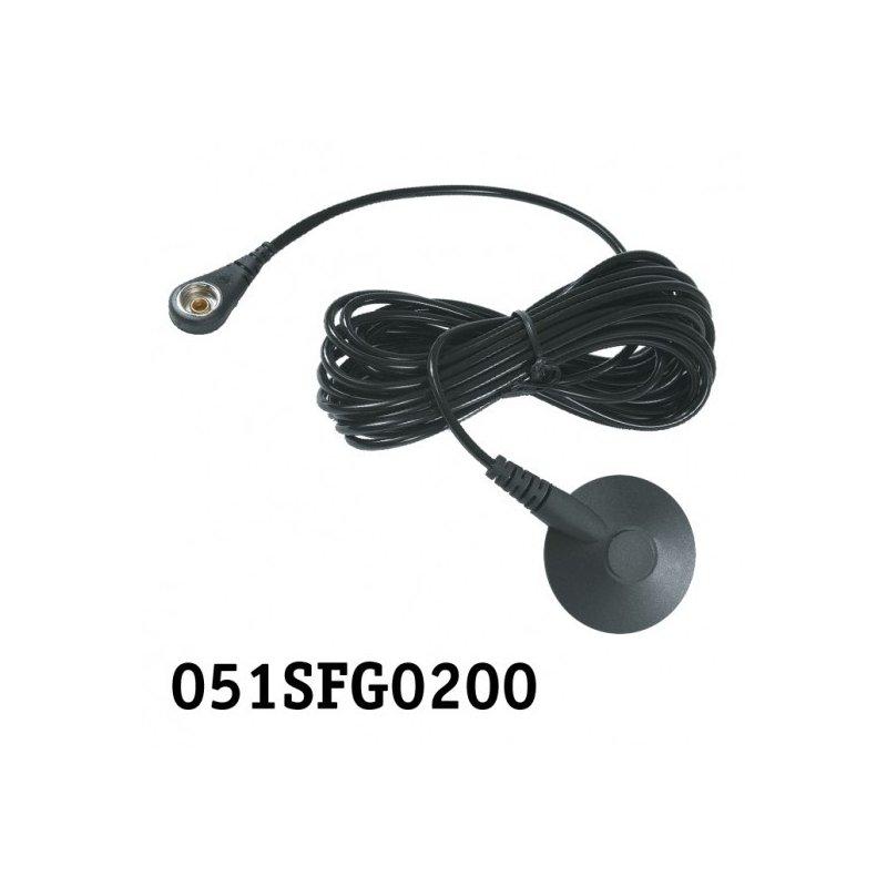 Kabel zur Erdung des Liners