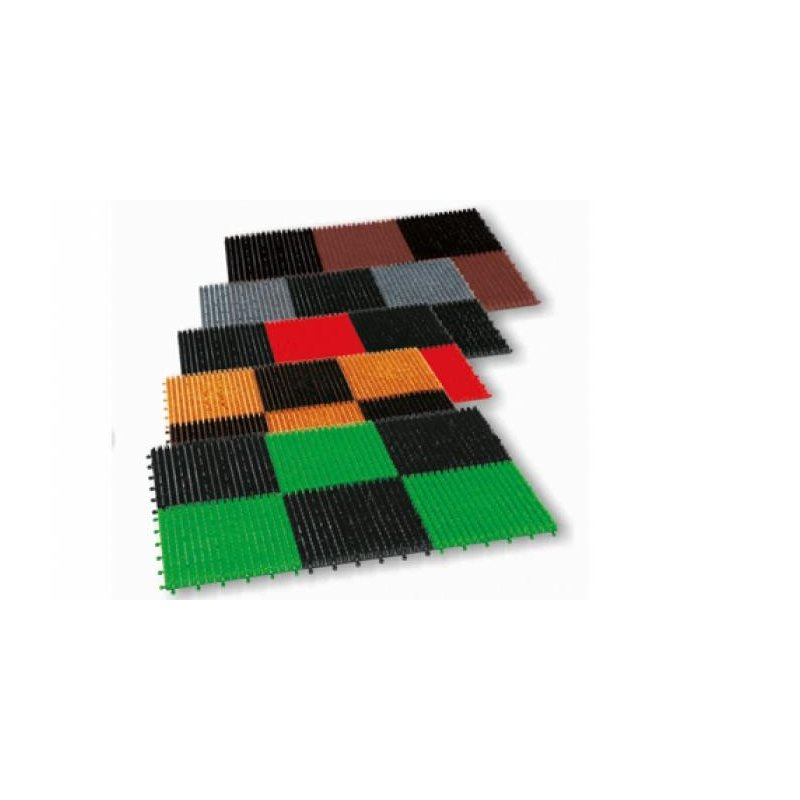 Wycieraczka Plastik Mix Kolorów