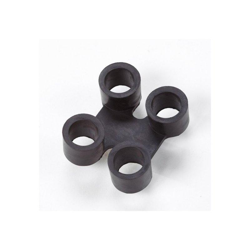 Mata dla przemysłu Sanitop Deluxe czarna