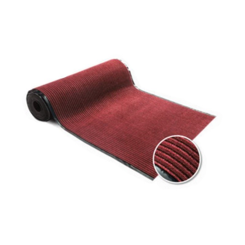 Mata wycieraczka wejściowa ULTRA rolka tekstylna podgumowana