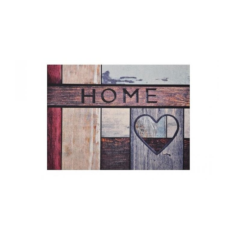 Wycieraczka Poly Home Heart