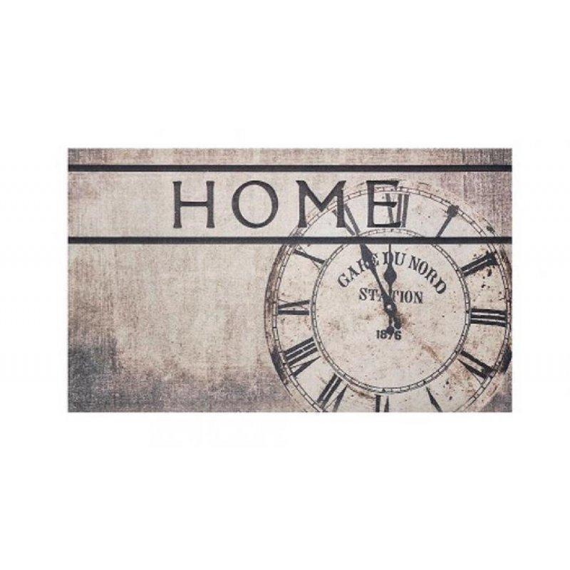 Wycieraczka Poly Home Clock zegar