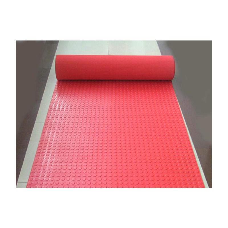 Wykładzina mata gumowa metro 4 mm rolka pieniążek