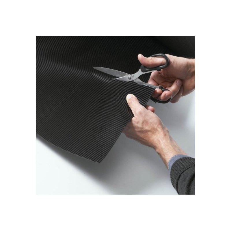 Mata gumowa szeroki ryfel Rib n Roll 3 mm