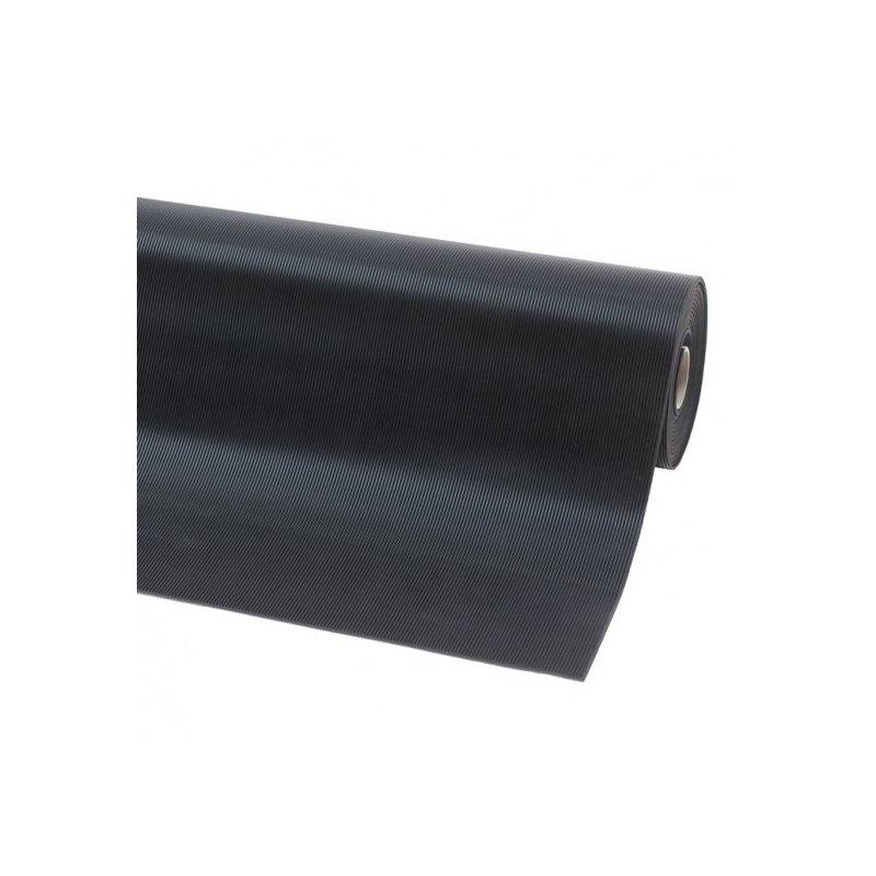 Mata gumowa wąski ryfel Rib n Roll 6 mm prążek