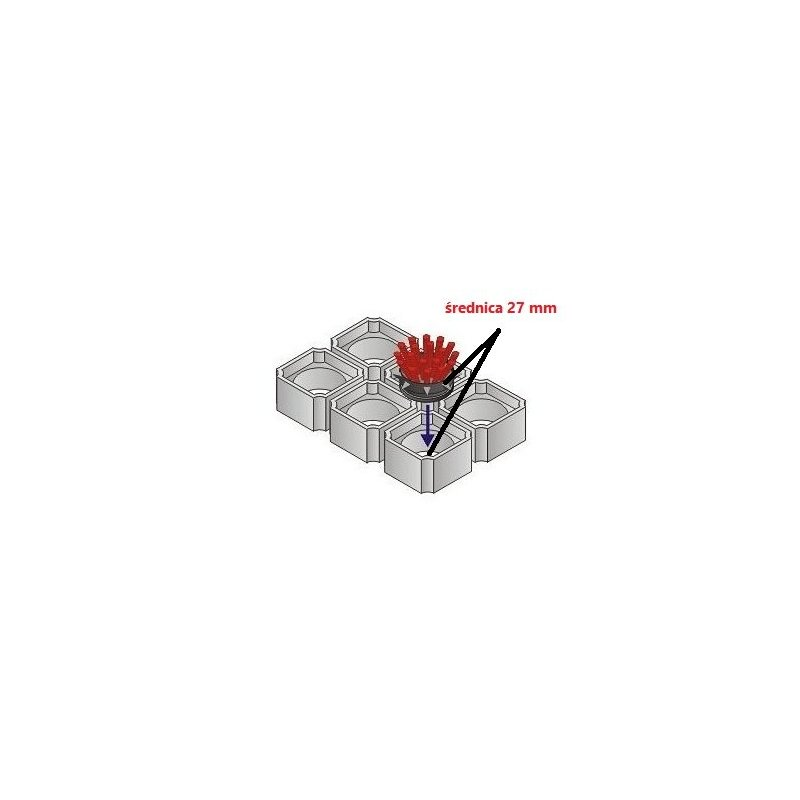 Akcesoria Plaster Miodu - Szczoteczki