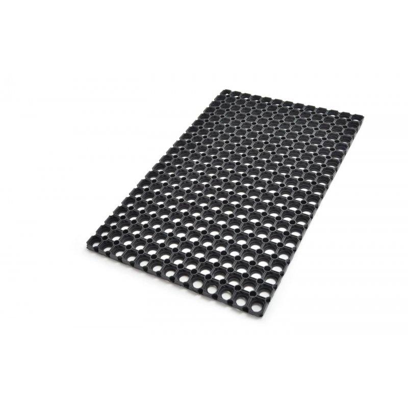 Gummiabstreifer 150x100 cm matt