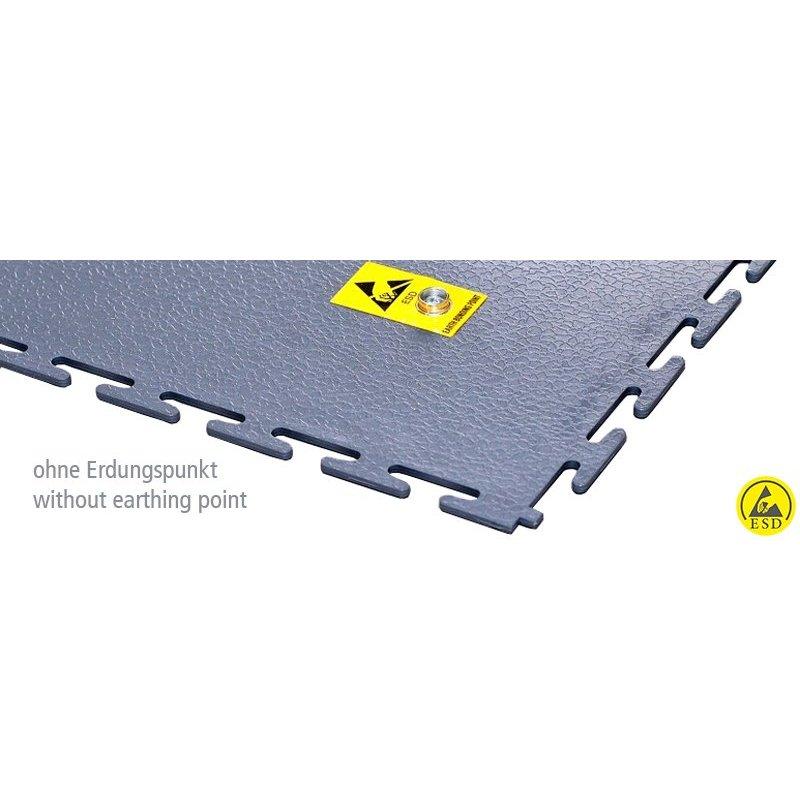 Podłoga płytka Esd antystatyczna 100x100 cm
