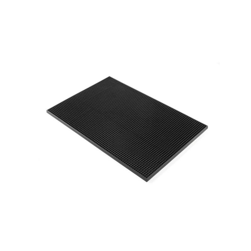 Mata barmańska gumowa 30x15 cm