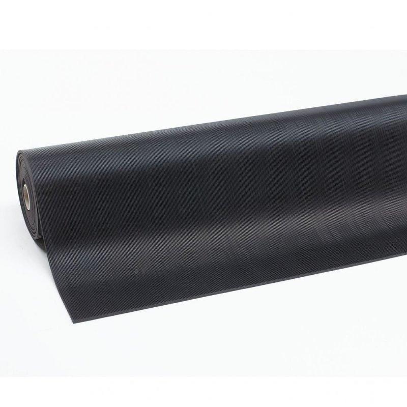 Schmale gerippte Gummimatte Rib n Roll 6 mm Band