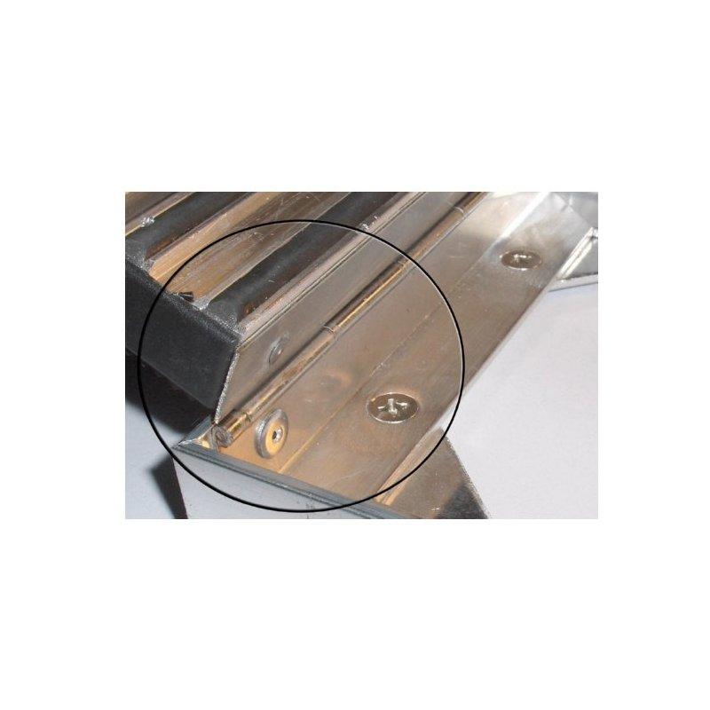 Profil Antykradzieżowy do mat aluminiowych wycieraczek
