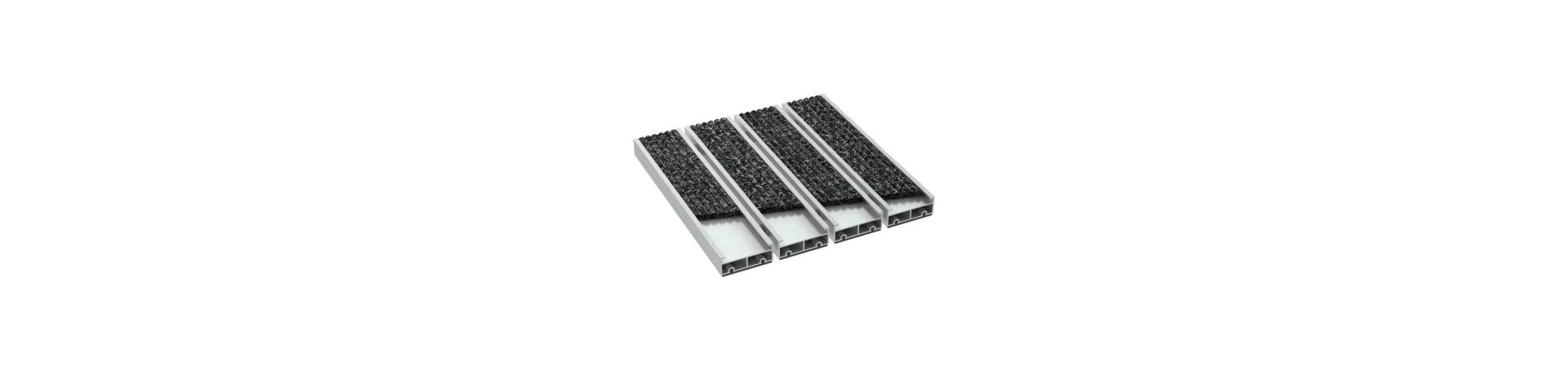 Wycieraczki aluminiowe produkcja pod wymiar zamów online z wysyłką