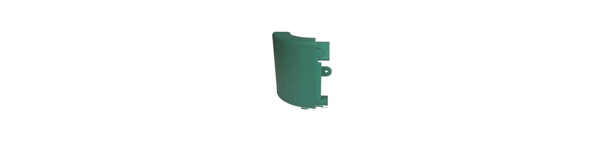 Profesjonalne odbojnice kluczem do ochrony ścian w każdym pomieszczeniu, gdzie natężony ruch może spowodować uszkodzenie ścian.
