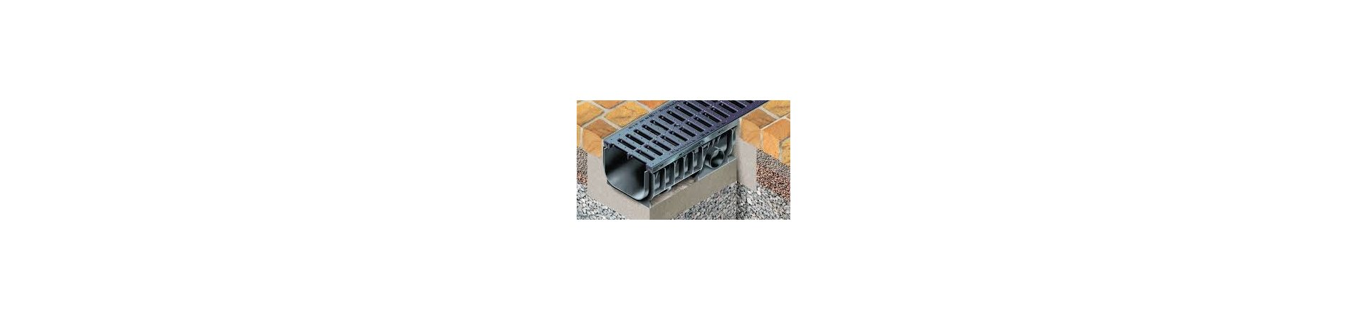 Drainage drains is a producer of solutions for water drainage