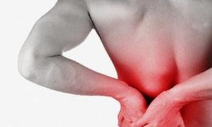 kręgosłup ból